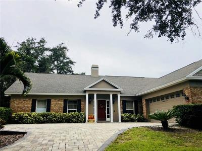 Palm Harbor Single Family Home For Sale: 2684 Westcott Circle
