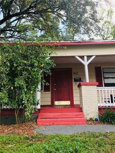 Single Family Home For Sale: 611 E Pocahontas Avenue
