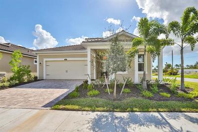 Sarasota Single Family Home For Sale: 5401 Hope Sound Circle #292