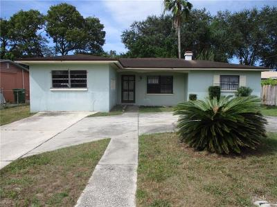 Tampa Single Family Home For Sale: 10926 N Arden Avenue