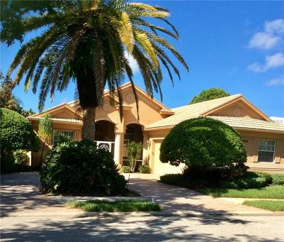 Venice Single Family Home For Sale: 4958 Bella Terra Drive