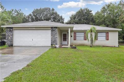 Dade City Single Family Home For Sale: 37248 Orange Blossom Lane