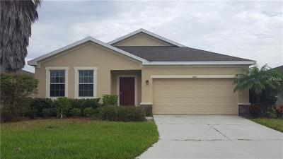 Ellenton Single Family Home For Sale: 4616 Halls Mill Crossing