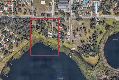 Wimauma Residential Lots & Land For Sale: 5307-5401 674 Highway
