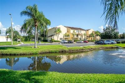 Tampa Condo For Sale: 6304 Grand Bahama Circle #A