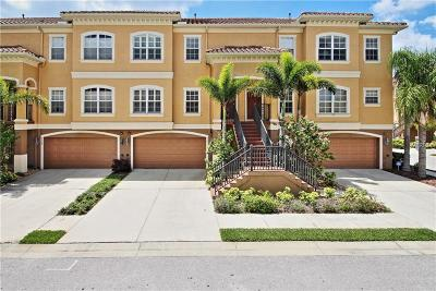 New Port Richey Townhouse For Sale: 4526 Heron Landing
