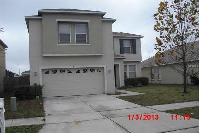 Ruskin Single Family Home For Sale: 409 Vine Cliff Street