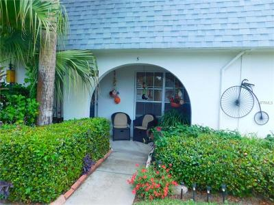 New Port Richey Condo For Sale: 4218 Terrapin Place #5