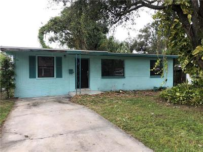 Pinellas Park Single Family Home For Sale: 7060 62nd Street N