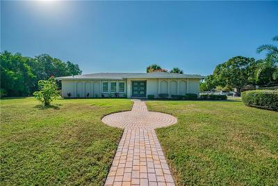 Single Family Home For Sale: 3624 Dana Shores Drive