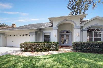 Tampa Single Family Home For Sale: 5411 Pine Bay Drive