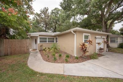 Tampa Single Family Home For Sale: 3819 W Bay To Bay Boulevard