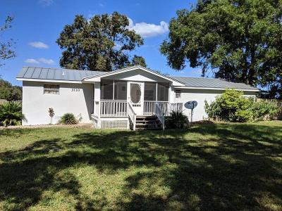 Lithia Single Family Home For Sale: 3110 Porter Road