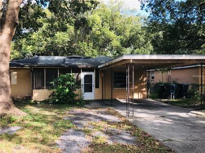 Tampa Single Family Home For Sale: 6423 N 23rd Street