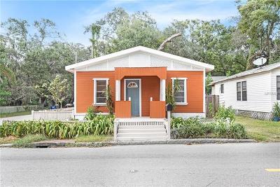 Tampa Single Family Home For Sale: 1200 E Osborne Avenue