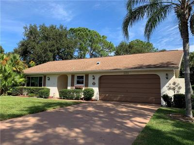 Palm Harbor Single Family Home For Sale: 3373 Brodie Way