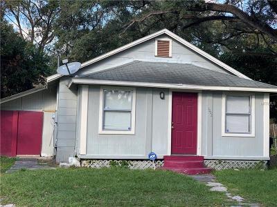 Tampa Single Family Home For Sale: 1004 E River Cove Street