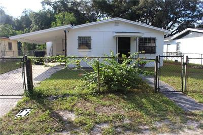 Tampa Single Family Home For Sale: 4812 N 37th Street