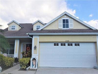 Hernando County, Hillsborough County, Pasco County, Pinellas County Single Family Home For Sale: 2546 Micah Drive