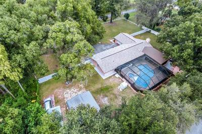 Lutz Single Family Home For Sale: 1008 Lake Charles Circle
