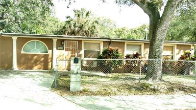 Tampa Single Family Home For Sale: 4601 N 12th Street