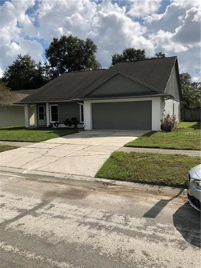 Brandon FL Single Family Home For Sale: $259,900