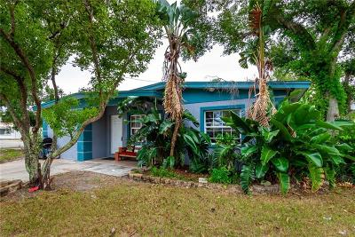 St Petersburg, Clearwater Commercial For Sale: 605 Palm Bluff Street