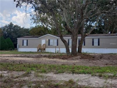 Spring Hill FL Mobile/Manufactured For Sale: $149,900
