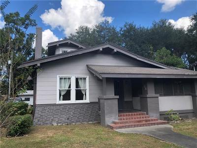 Plant City Single Family Home For Sale: 1106 W Reynolds Street