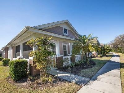 Apollo Beach Villa For Sale: 209 Sela Cove Circle