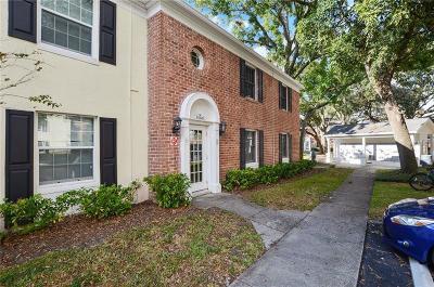 Tampa FL Condo For Sale: $125,000
