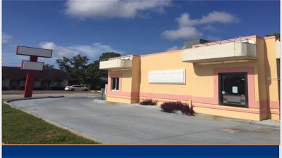 Largo Commercial For Sale: 11130 Seminole Boulevard