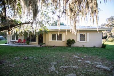 Lithia Single Family Home For Sale: 8715 Purvis Road