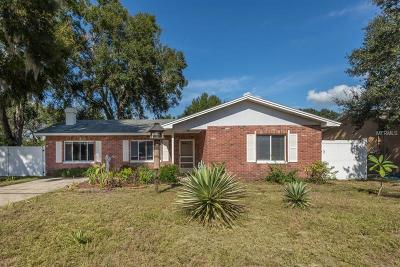 Palm Harbor Single Family Home For Sale: 63 Lake Shore Drive