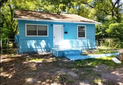 Tampa Single Family Home For Sale: 8010 N 13th Street