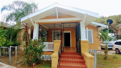 Tampa Single Family Home For Sale: 1205 Holmes Avenue