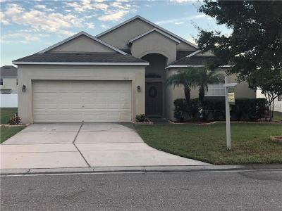 Plant City Single Family Home For Sale: 3618 Trapnell Ridge Drive