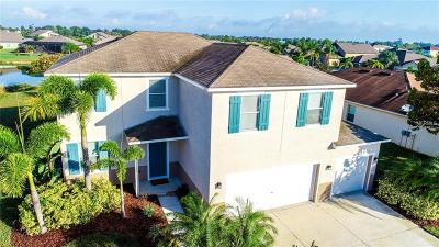 Apollo Beach Single Family Home For Sale: 112 Slipper Key Road