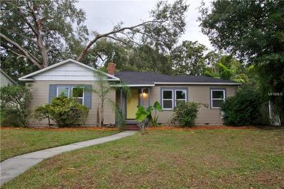 St Petersburg Single Family Home For Sale: 3601 6th Avenue N