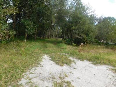 Wimauma Residential Lots & Land For Sale: 0 Butch Cassidy Trail