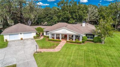 Brooksville Single Family Home For Sale: 20431 Yontz Road