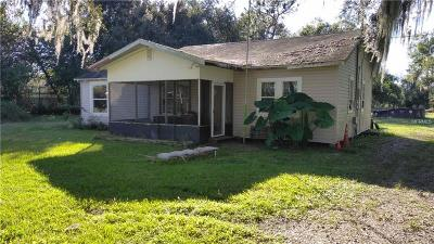Land O Lakes Single Family Home For Sale: 5903 Land O Lakes Boulevard