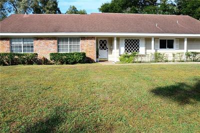 Tampa Single Family Home For Sale: 2811 Linthicum Pl