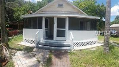 Tampa Multi Family Home For Sale: 8124 N Brooks Street