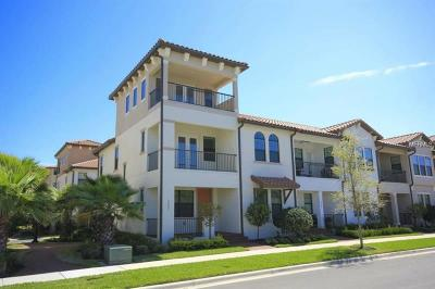 Tampa Townhouse For Sale: 5902 Yeats Manor Drive