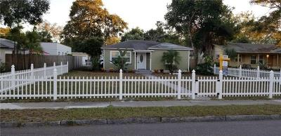 St Pete Beach, St Petersburg Beach, St Petersburg, St. Petersburg, Saint Pete Beach, Saint Petersburg Single Family Home For Sale: 4720 9th Avenue N