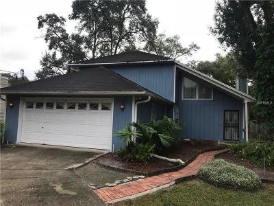 Hernando County, Hillsborough County, Pasco County, Pinellas County Single Family Home For Sale: 8105 N Fremont Avenue