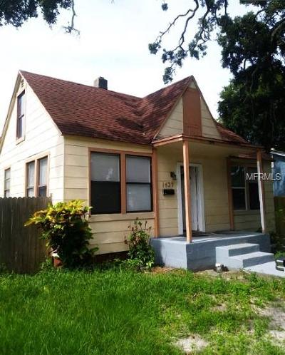 Hernando County, Hillsborough County, Pasco County, Pinellas County Single Family Home For Sale: 1439 James Avenue S