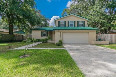 Riverview Single Family Home For Sale: 3228 Las Brisas Drive