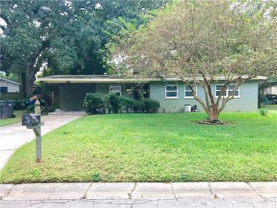 Brandon FL Single Family Home For Sale: $174,900